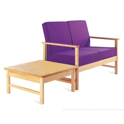 BEWDLEY Easy 2-Seater Settee | Reception and Lounge Seating | BEWS1A