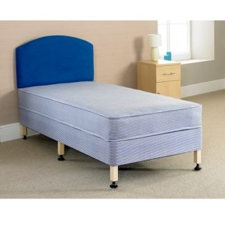 HORDEN Flat Panel Bed and Mattress Set | BIHODS