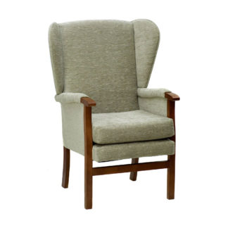CORONATION Classic Wing Chair | High Back Chairs | BL1W