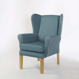 PRESTON High Back Wing Chair | High Back Chairs | BL2W