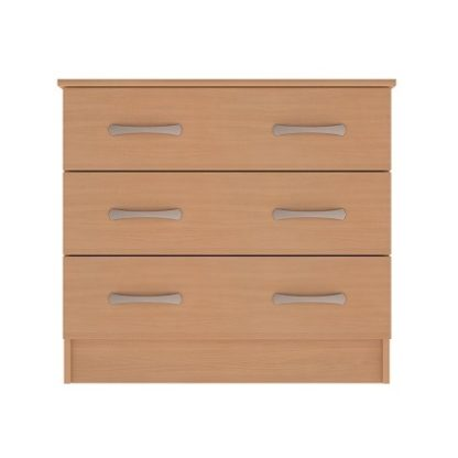 Warwick 3-Drawer Narrow Chest   Warwick Bedroom Collection   BRC3W