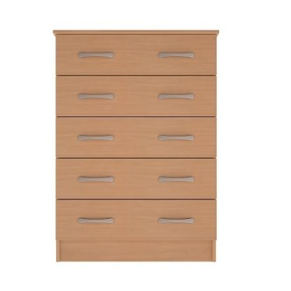 Warwick 3-Drawer Narrow Chest | Warwick Bedroom Collection | BRC5W