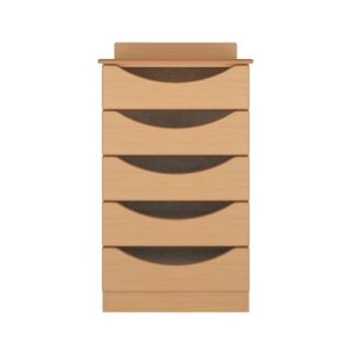 Oxford Dementia Bedside Table   Oxford Dementia Bedroom Collection   BRDDT