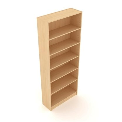 Bookcase Unit 725 - 2000mm High   Esher Lounge Collection   EBS