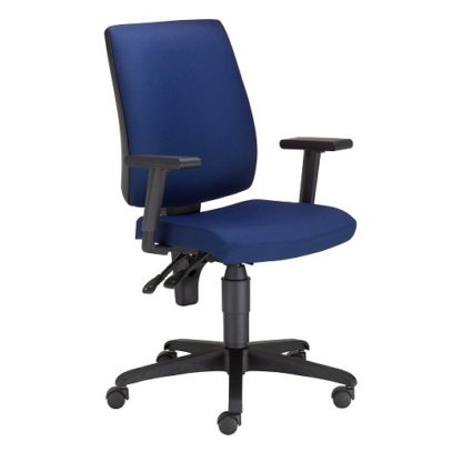 Office Task Chair With Adjustable Arms   Desk Chairs   ER19T TS16