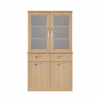 Esher 2 Drawer and Door Sideboard + Dresser | Esher Lounge Collection | ESB10D