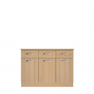 Esher 3 Drawer and Door Sideboard | Esher Lounge Collection | ESB12