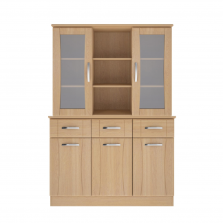 Esher 3 Drawer and Door Sideboard + Dresser | Esher Lounge Collection | ESB12D