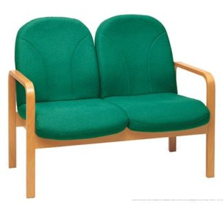 Soft Seating Easy Sofa Wood Frame With Arms | Reception and Lounge Seating | EWS1A