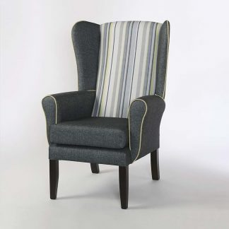LANCASTER High Back Wing Chair | High Back Chairs | BL4W