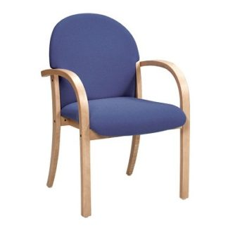 ROCKWELL Wooden Stacking Armchair | Bedroom Chairs | MRLB1A