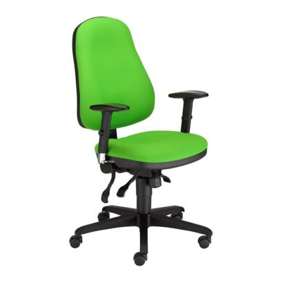 Office Task Chair With Adjustable Arms | Desk Chairs | OP1