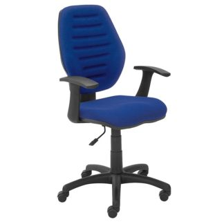 Office Task Chair With Adjustable Arms | Desk Chairs | OP4