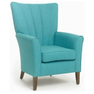 SWINTON High Fluted Back Chair   High Back Chairs   SH2