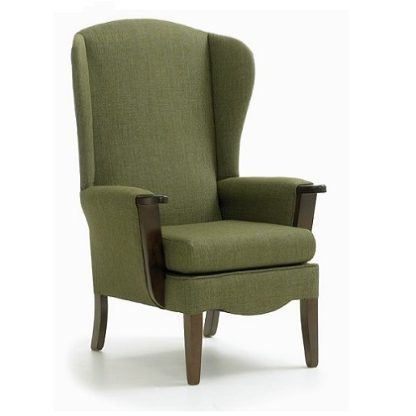 CAMBERWELL High Back Wing Chair   High Back Chairs   SHCAMHBWC