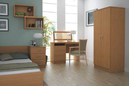 Warwick 3-Drawer Narrow Chest | Warwick Bedroom Collection | BRC4W